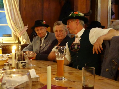 Abschied Forstenried 03.06.2016