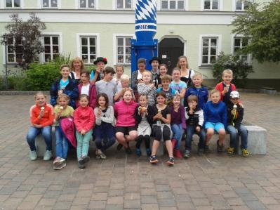 Eisessen Kinder und Jugend 11.05.2016