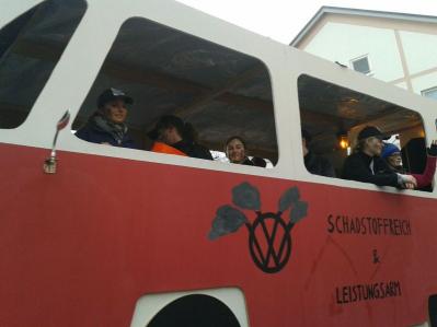 Faschingszug Oabling 07.02.2016
