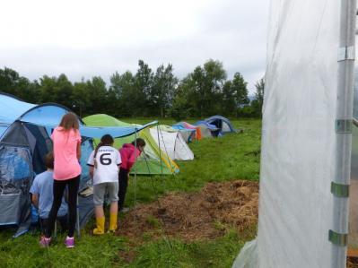Zelten beim  Schlarb Max (5)