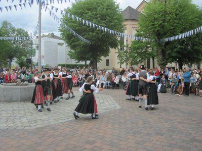Maibaumfest Kolbermoor 01.05.18