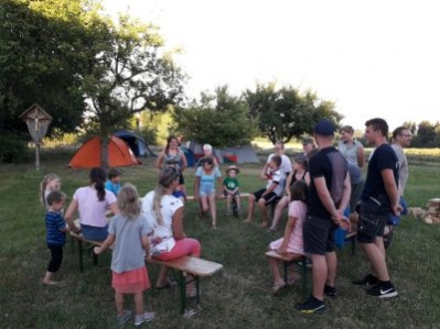 Zelten Kinder und Jugend - 29.06.2019